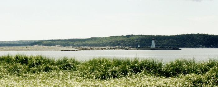 McNabs Island, Fort McNab